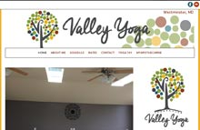 Yoga Web Design, Westminster, MD