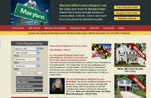 Maryland Real Estate Web Design