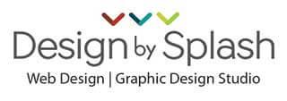 design by splash logo Maryland Website Design